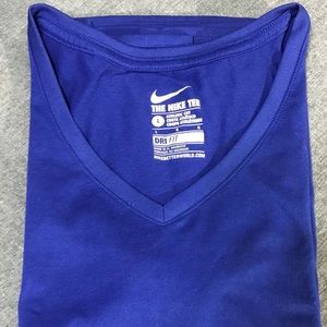 Nike Women's Tee Dri-Fit sz Large